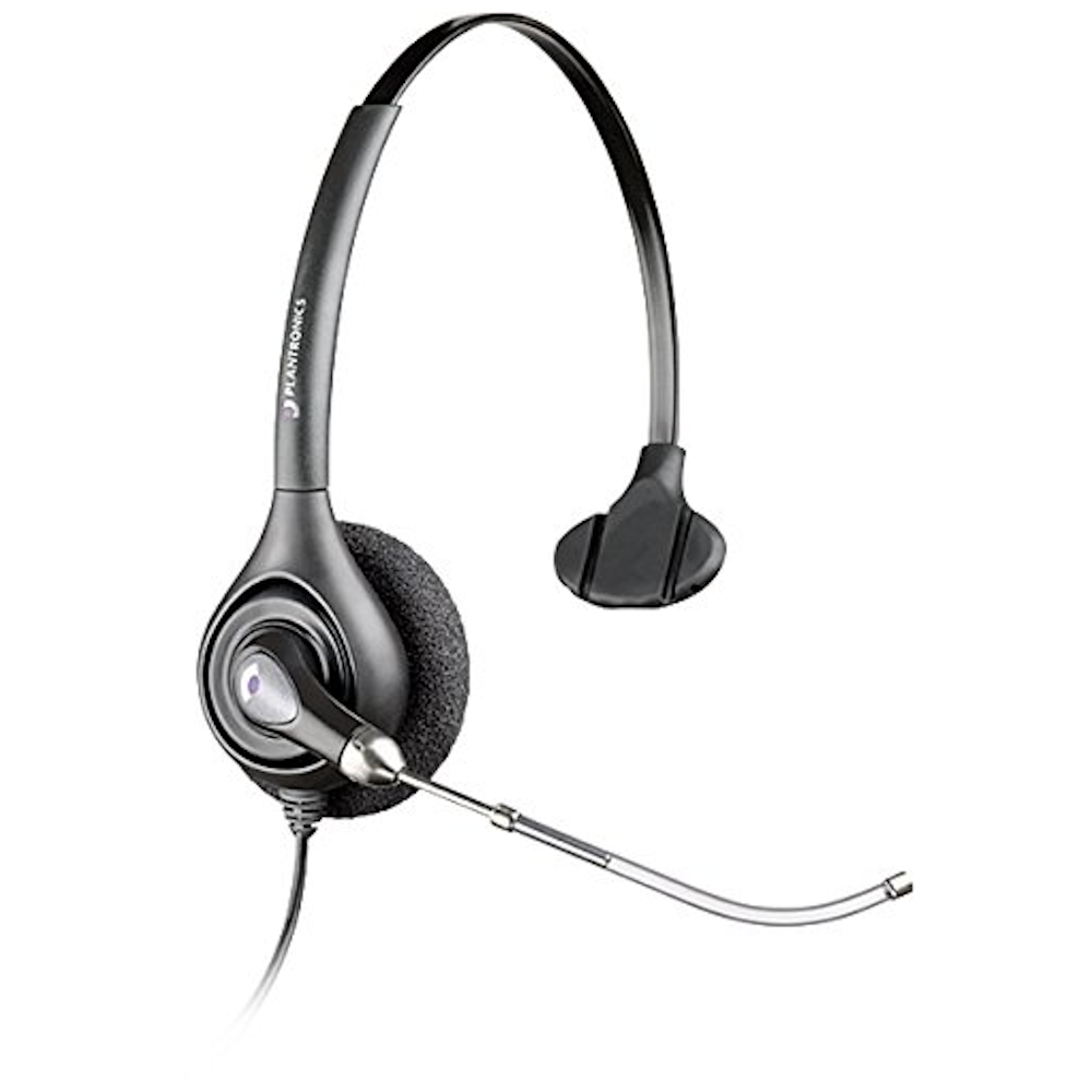 HEADSET PLANTRONICS SUPRA PLUS HW251