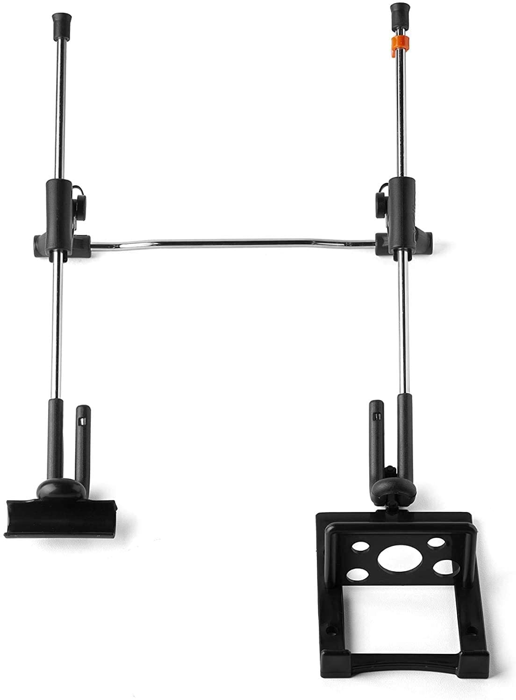 Kit Wired Teclado/Mouse MK120 Preto Logitech e Suporte Notebook G4 Mutabis Cromado