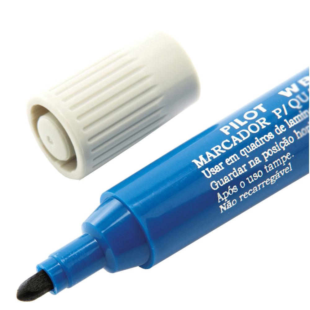 Marcador Quadro Branco Pilot WBM-7 Azul