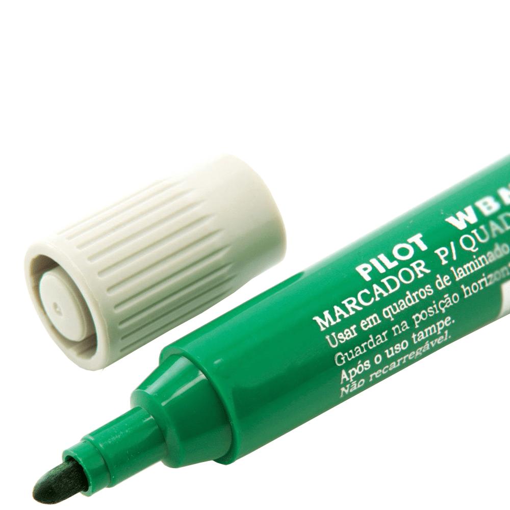 Marcador Quadro Branco Pilot WBM-7 Verde