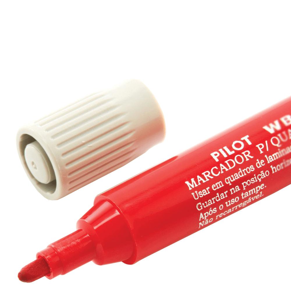 Marcador Quadro Branco Pilot WBM-7 Vermelho