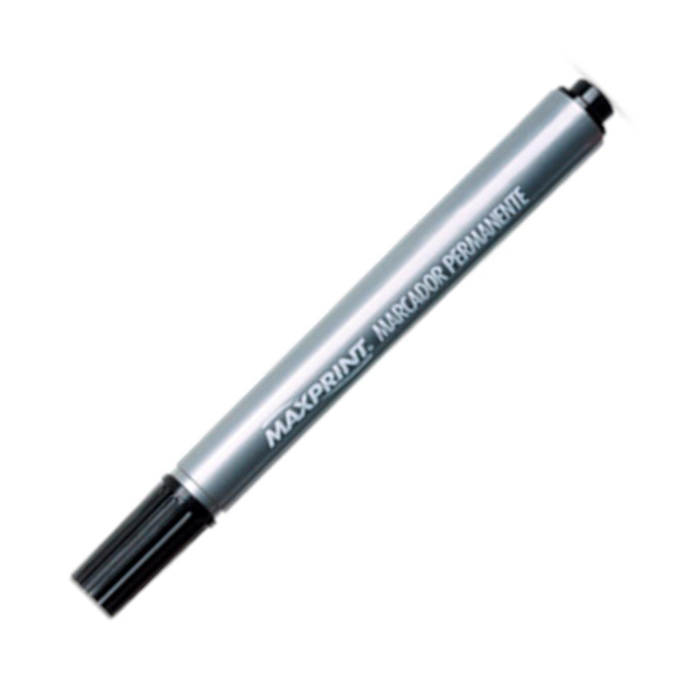 Marcador Permanente Maxprint 4.5mm Preto 70315-8