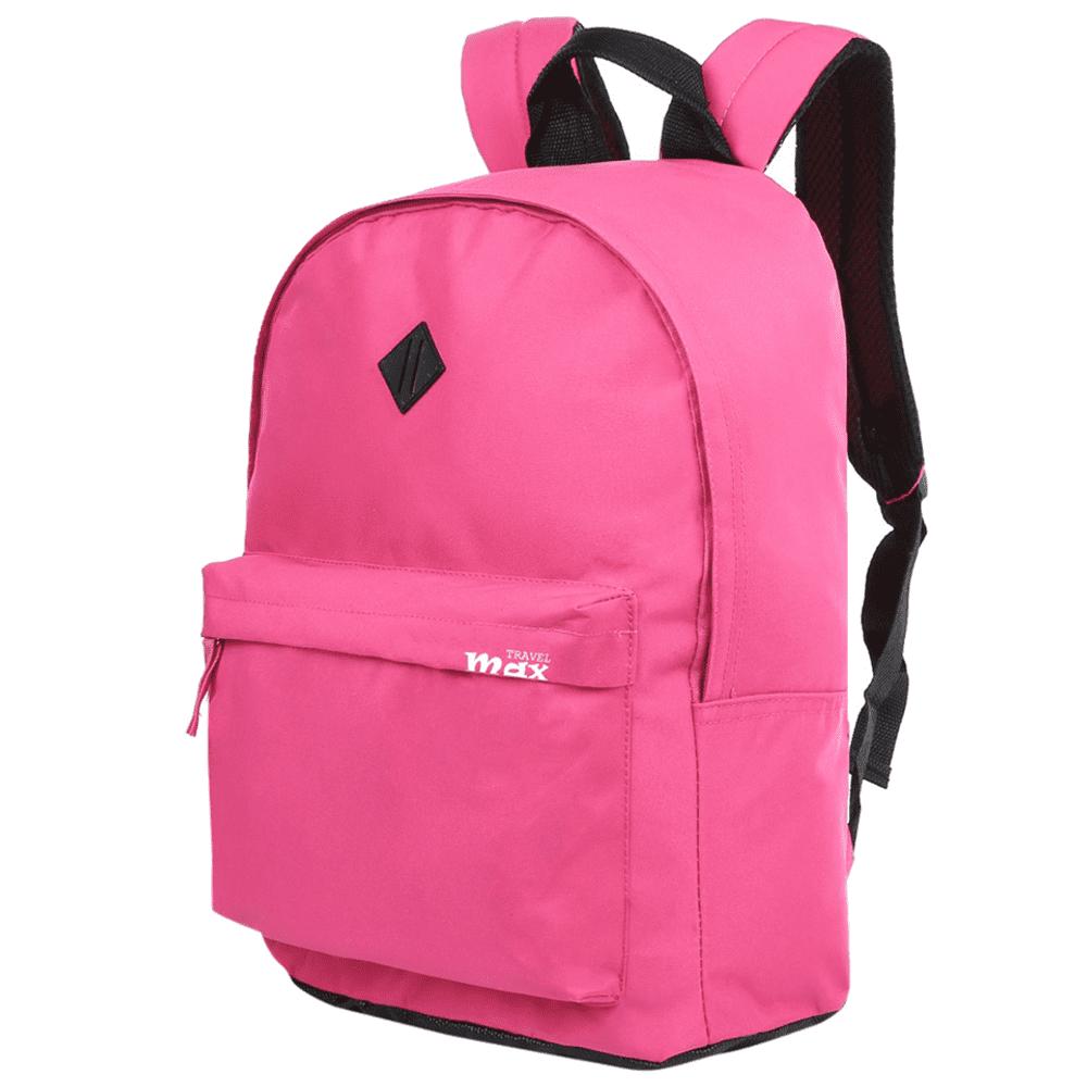 Mochila Juvenil Travel Max MB-6600PI Pink Color Bolt