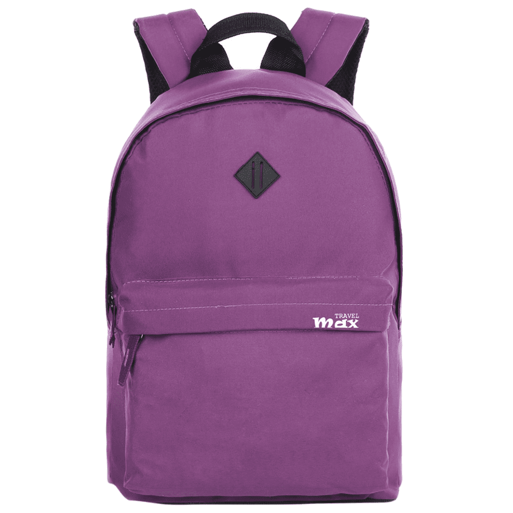 Mochila Juvenil Travel Max MB-6600RX Roxa Color Bolt