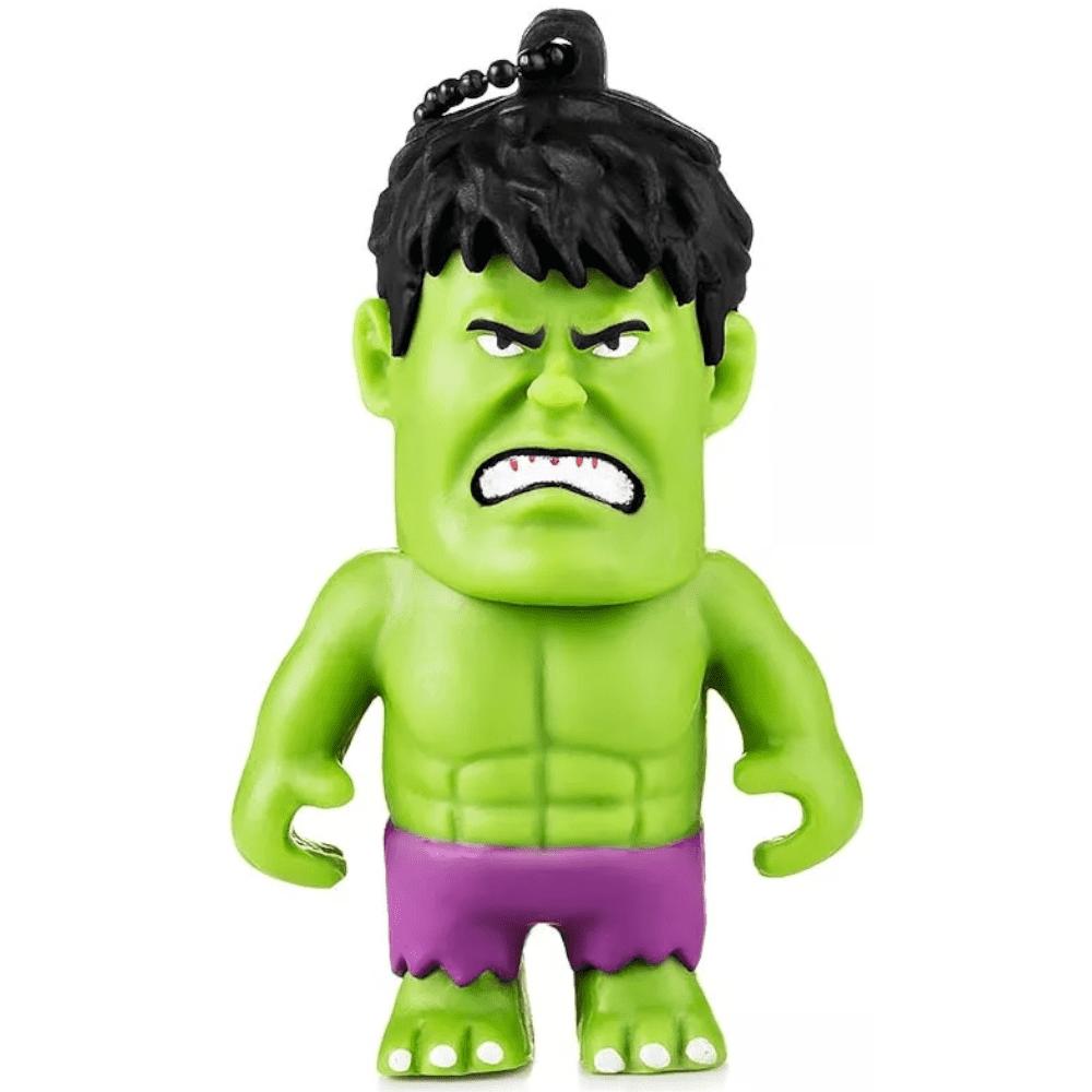 Pen Drive 8GB Hulk Marvel Multilaser