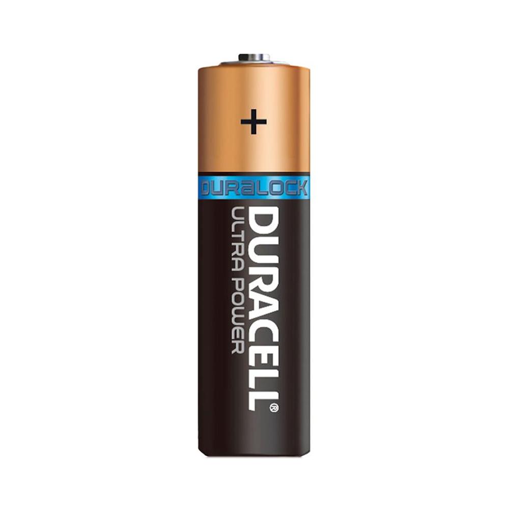 Pilha Duracell Ultra Power AA Pequena Cartela 3+1 Unidades