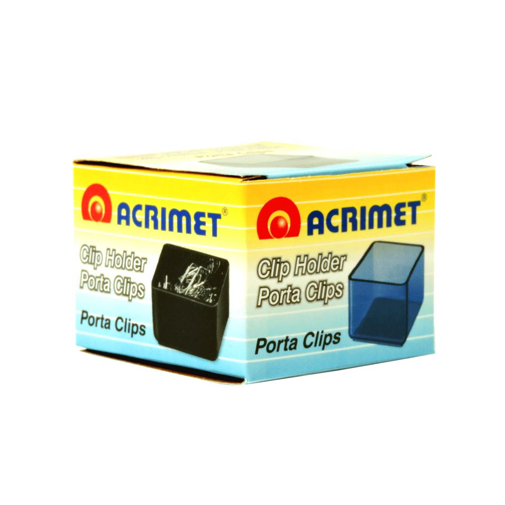 Porta Clips Acrimet Fumê 935.1