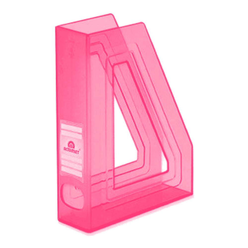 Porta Revista Acrimet Classic Rose Clear 276.8