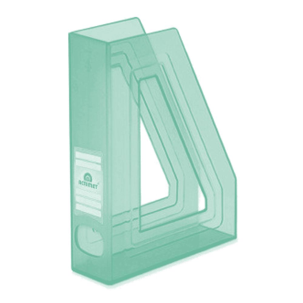 Porta Revista Acrimet Classic Verde Clear 276.5