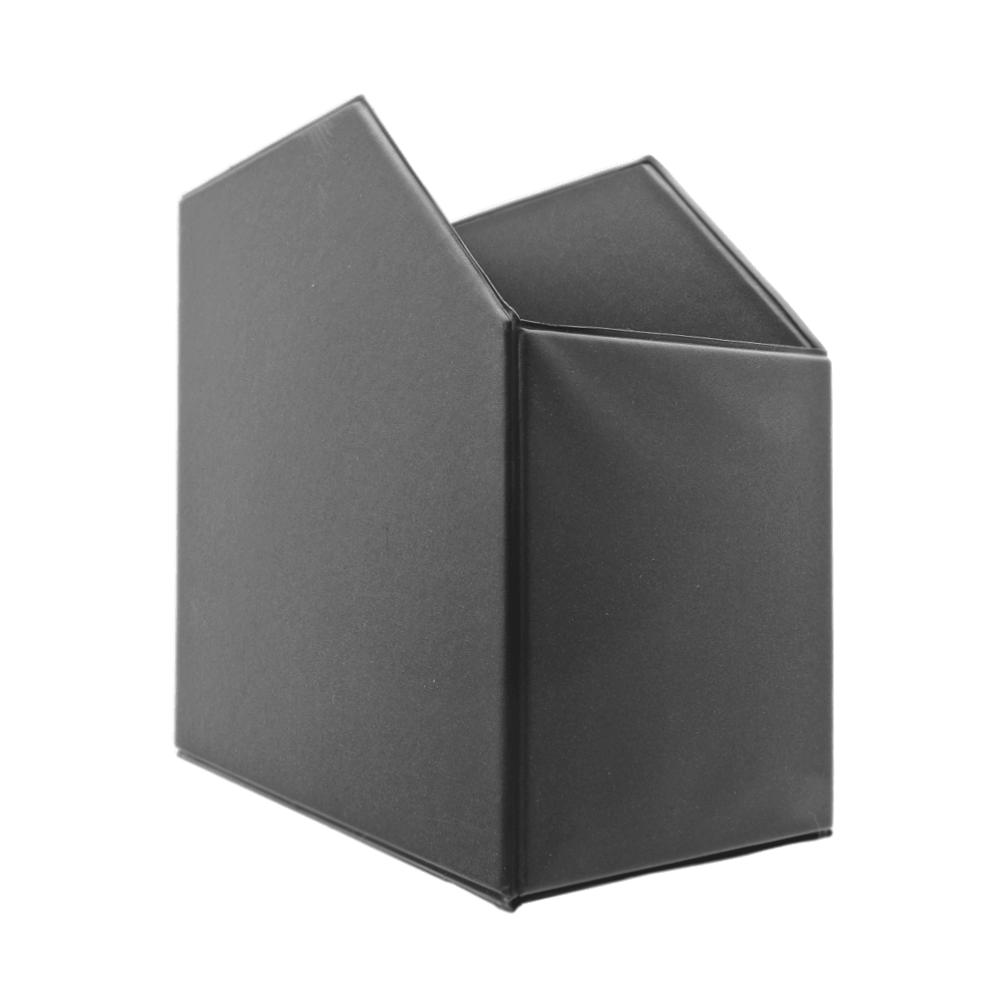 Porta Revistas PVC Lions 260x260x140mm Preto 6103