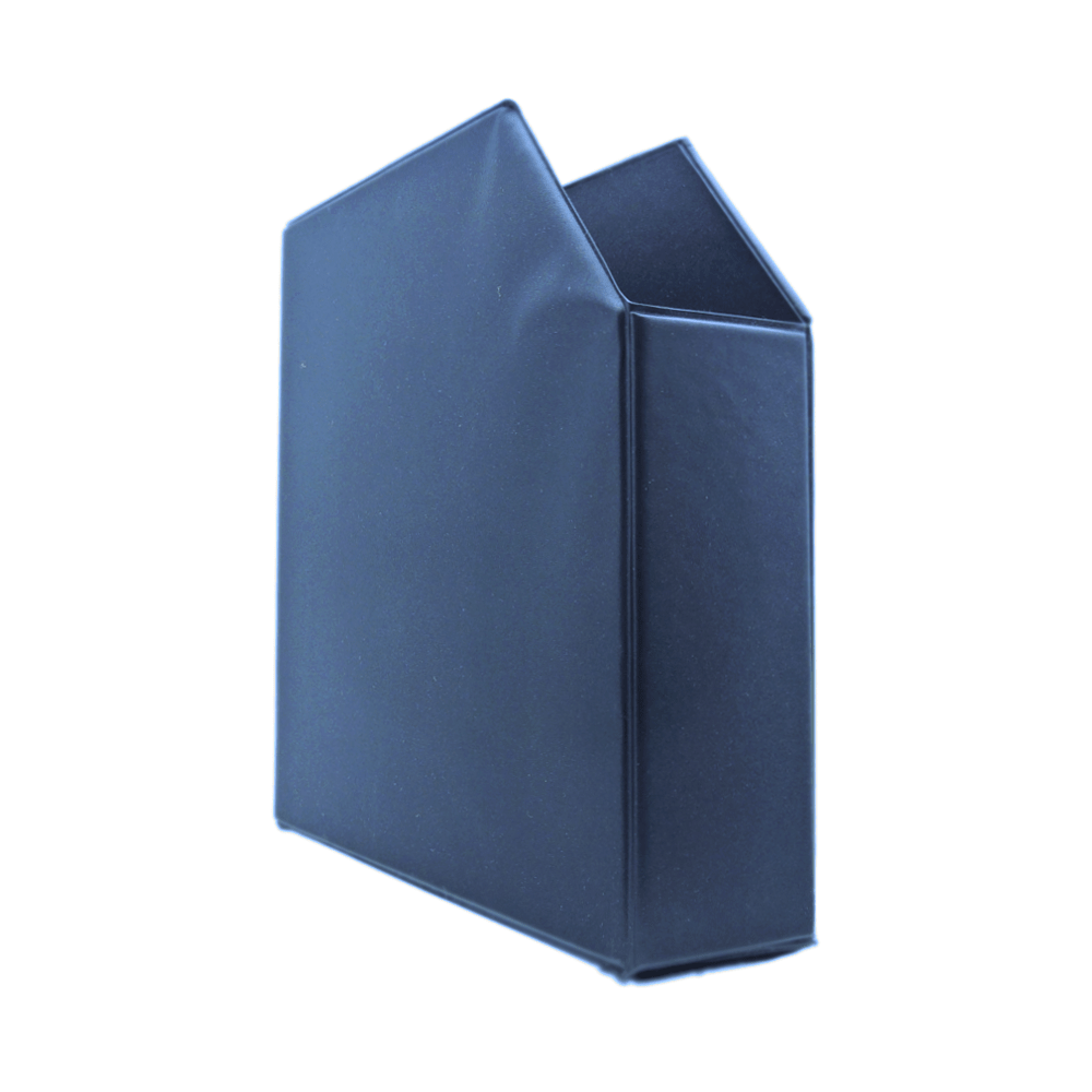 Porta Revistas PVC Lions 260x260x65mm Azul 6102