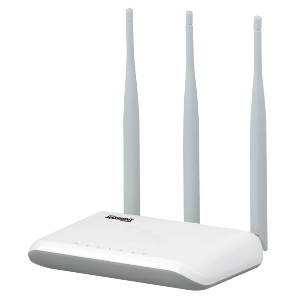 Roteador Wireless Maxprint MaxLink 2 em 1 300MBPS 300 3A 6827-3