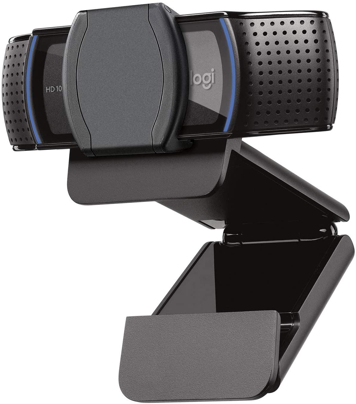 Webcam Full Hd Logitech C920s Pro Hd 1080p 30fps