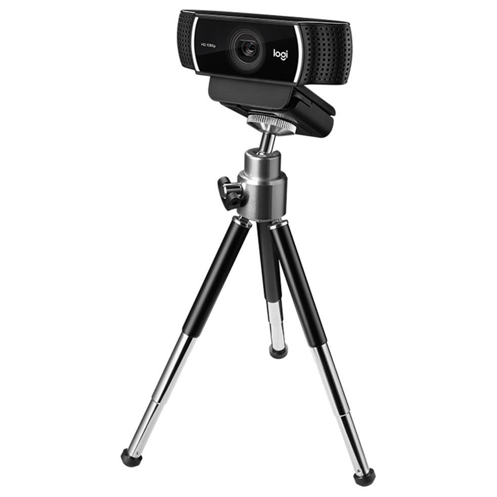 Webcam Full HD Logitech C922 Pro HD Stream 1080p C/ Tripe