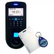 NICE LINEAR HCS - Leitor Biométrico/proximidade e senha LN 30 ID