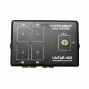 NICE LINEAR HCS - Módulo de Intertravamento para portões sem botão