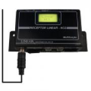 NICE LINEAR HCS - Receptor Multifunção para controle remoto, cartão, tag e chaveiro)