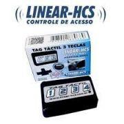 NICE LINEAR HCS - Tag tactil 3 Teclas