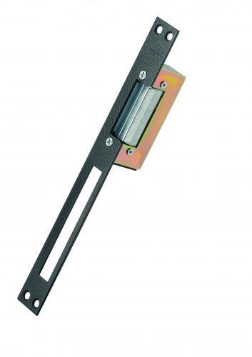 AMELCO - Fecho eletromagnético FE 12 Leve para embutir no batente