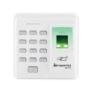 AUTOMATIZA - SA 310 Controle de acesso senha, cartão e biometria