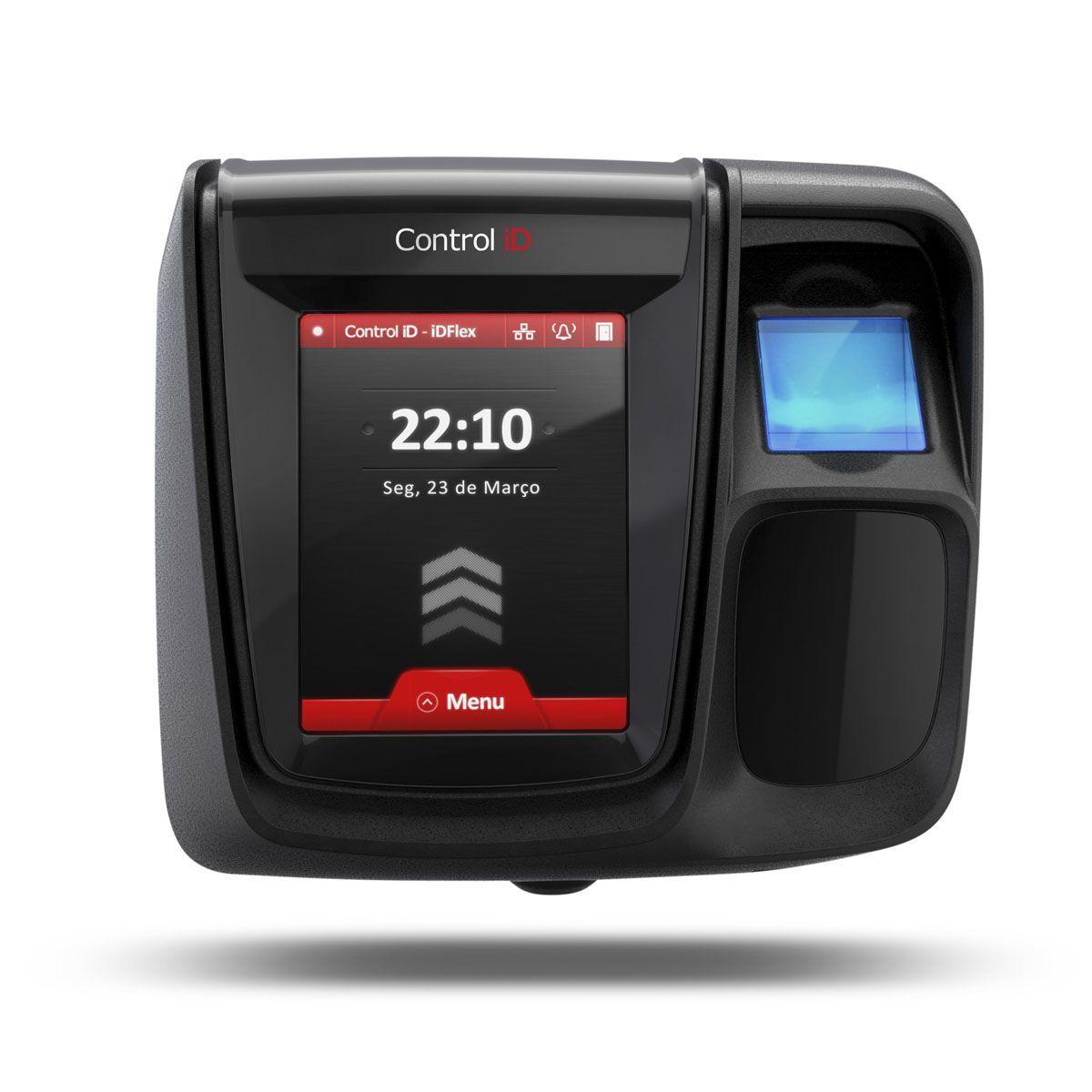 CONTROL ID Controlador de Acesso Biométrico ID FLEX PRO