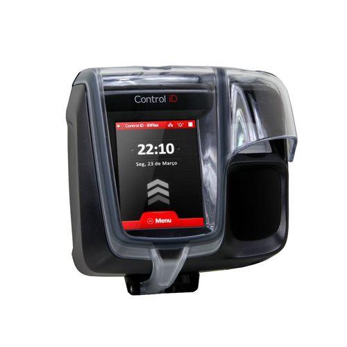 CONTROL ID Controlador de acesso Biométrico ID FLEX PRO com proteção IP 65 (área externa)