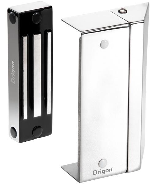 DRIGON - Advanced Fechadura de eletroimã com acabamento em Inox