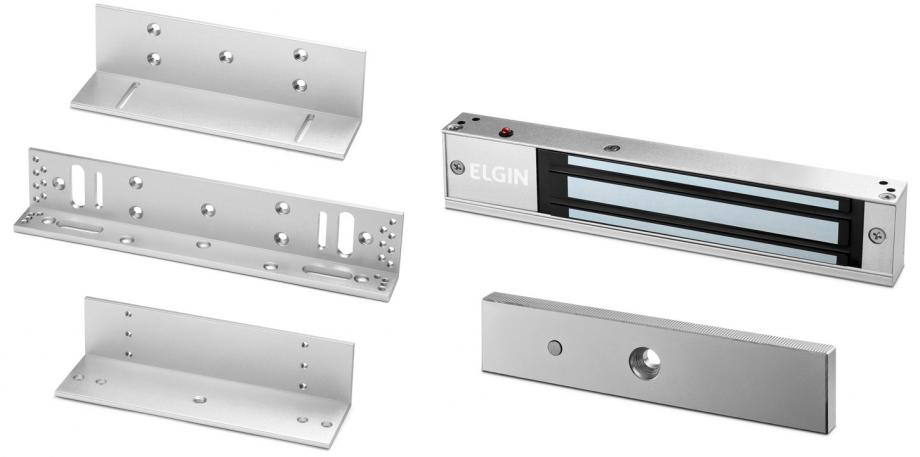 ELGIN - Kit fechadura eletroimã universal 280 KGF
