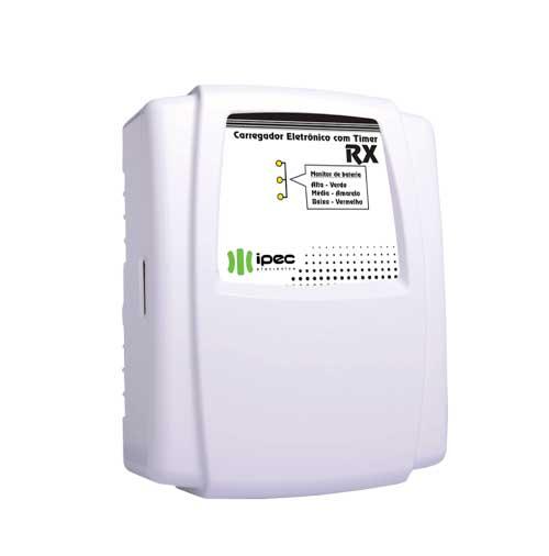 IPEC - Fonte temporizada Carregadora 2 ampére com receptor controle remoto para eletroimãs