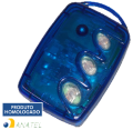 NICE LINEAR HCS - Controle Remoto 3 Teclas TX 3 T