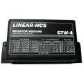 NICE LINEAR HCS - CTW 4 receptor de integração garagem pedestre