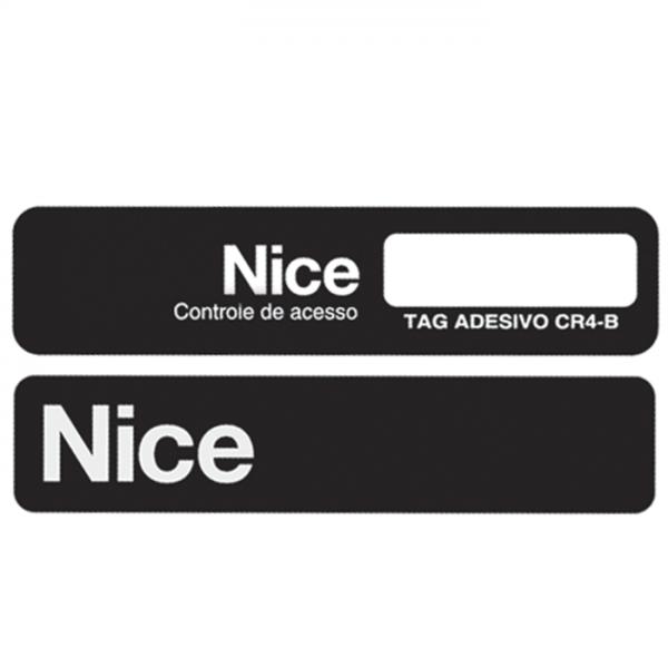 NICE LINEAR HCS - TAG Etiqueta adesivo CR4-B 915MHZ