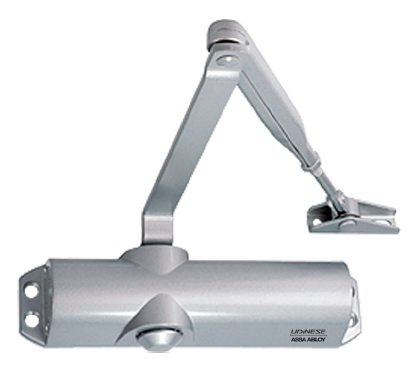 UDINESE / ASSA ABLOY - Mola Aérea UD69V Potência Regulável 2-4 (Portas de 25 a 80kg)