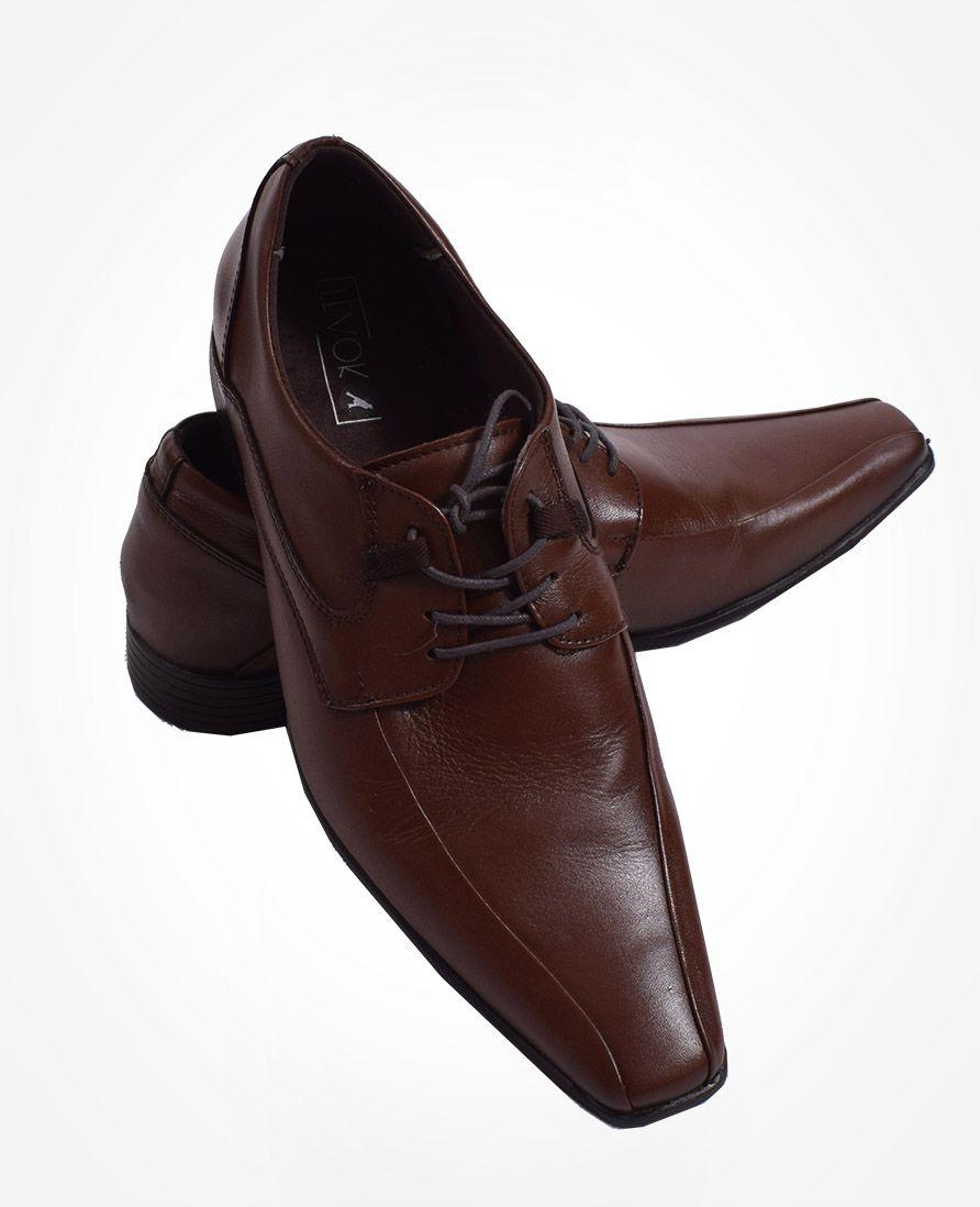 Sapato Social Marrom