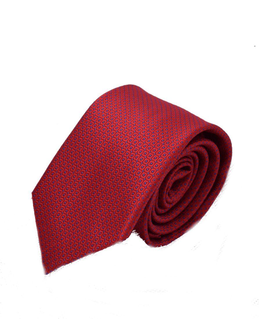 Gravata Vermelha Masculina Tradicional