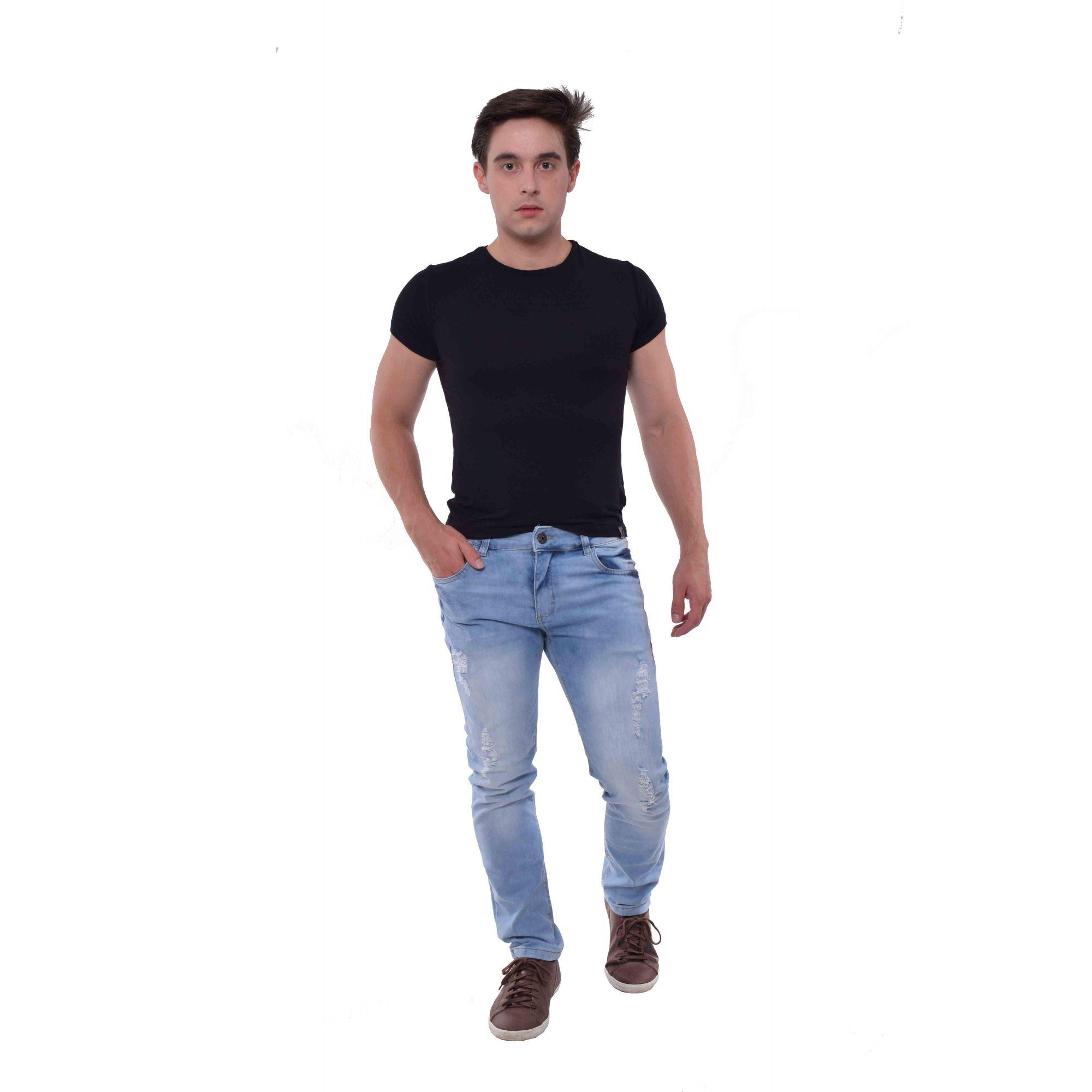 700301 calça jeans lavado código 1228