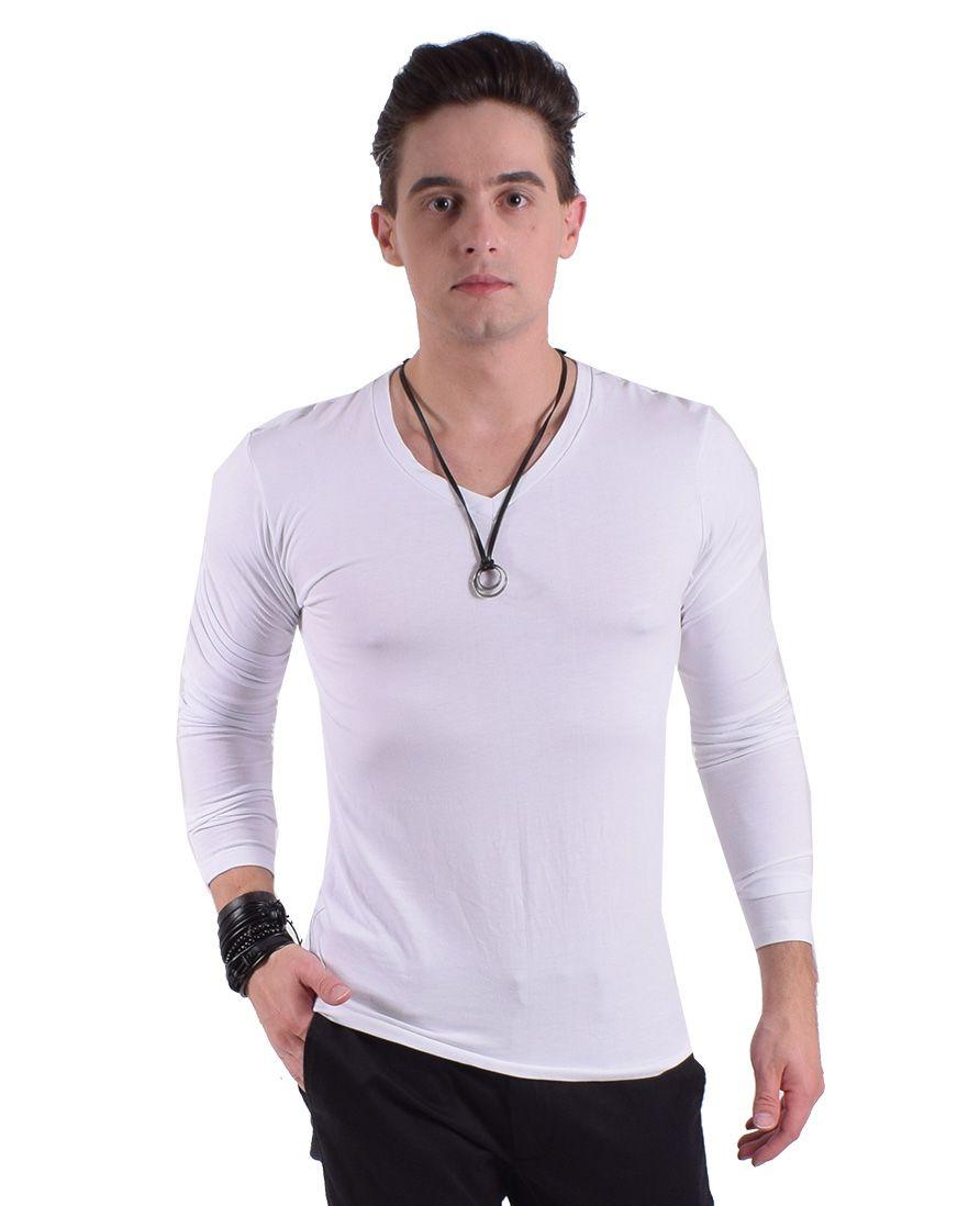 Kit Camisetas Masculinas