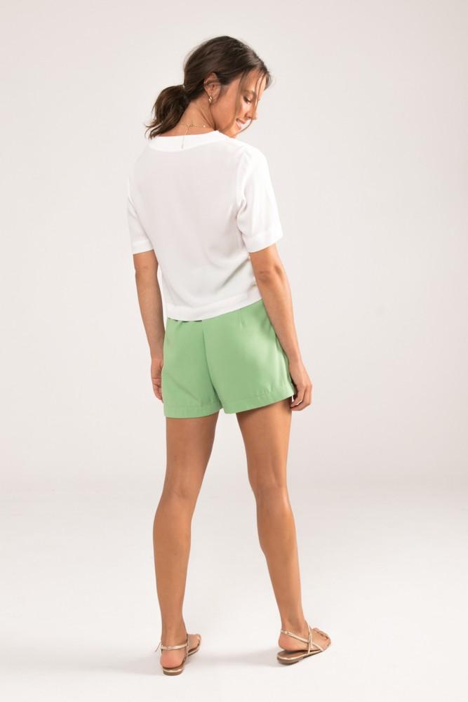 Shorts Crepe Mini