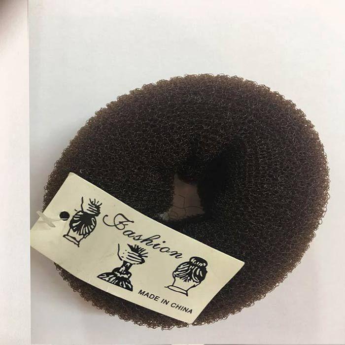 Esponja Donut Para Coque Perfeito Cor Preto