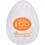 EGG TWISTER MASTURBADOR MASCULINO MAGICAL KISS