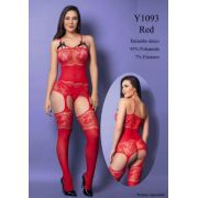 MACACÃO YAFFA Y1093 RED