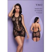 MINI VESTIDO -YAFFA Y3612