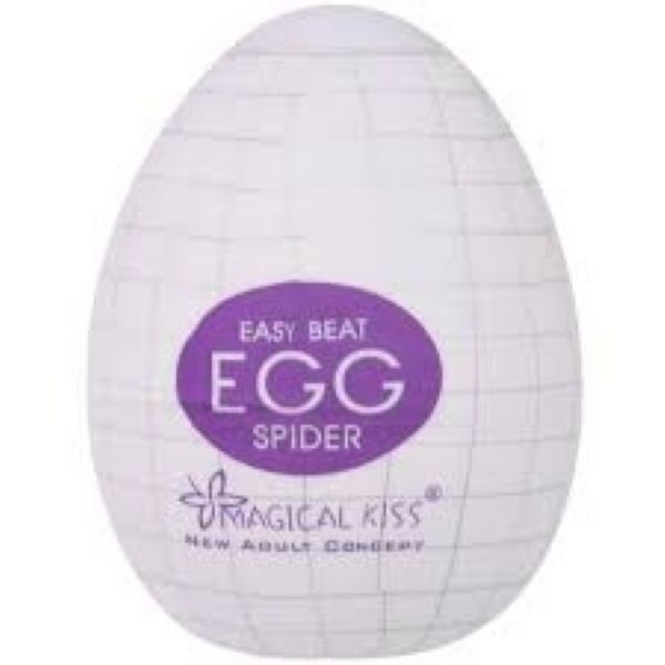 Egg Spider Masturbador- Magical  Kiss