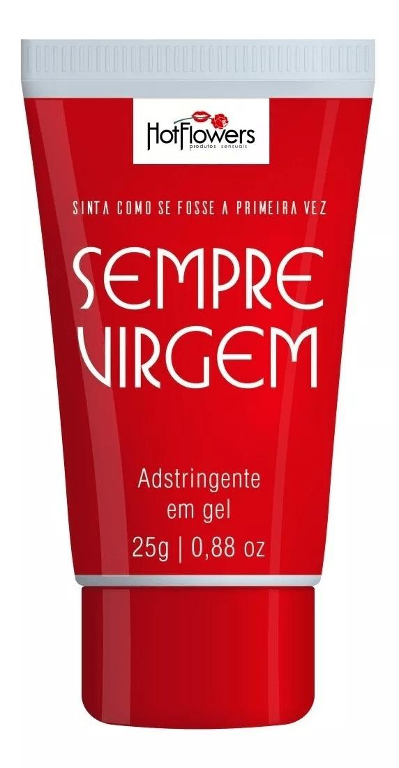GEL ADSTRINGENTE SEMPRE VIRGEM 25G - HOT FLOWERS