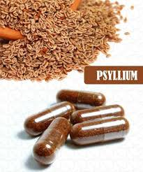 Psyllium 500mg - 60 caps