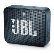Caixa de Som Portátil Bluetooth JBL GO 2 - Preto