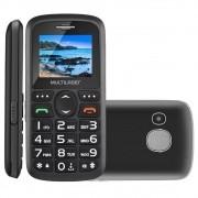 Celular Para Idoso Vita 3 Multilaser P9048 Mp3 Radio Fm