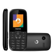 "Celular Positivo P26 Feature Phone Dual Chip 2G Tela 1.8"""