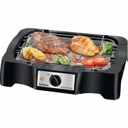 Churrasqueira Elétrica Mondial Pratic Steak & Grill – CH-07 com Controle de Temperatura