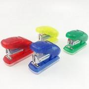 Mini Grampeador Plástico 12 Folhas BRW - GP0101